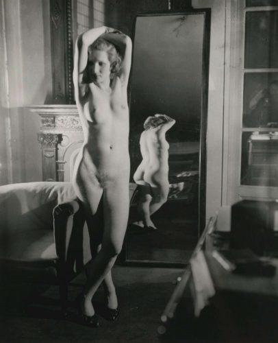 André Kertész -Distortion, 1933