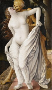 Baldung - Tod und Frau