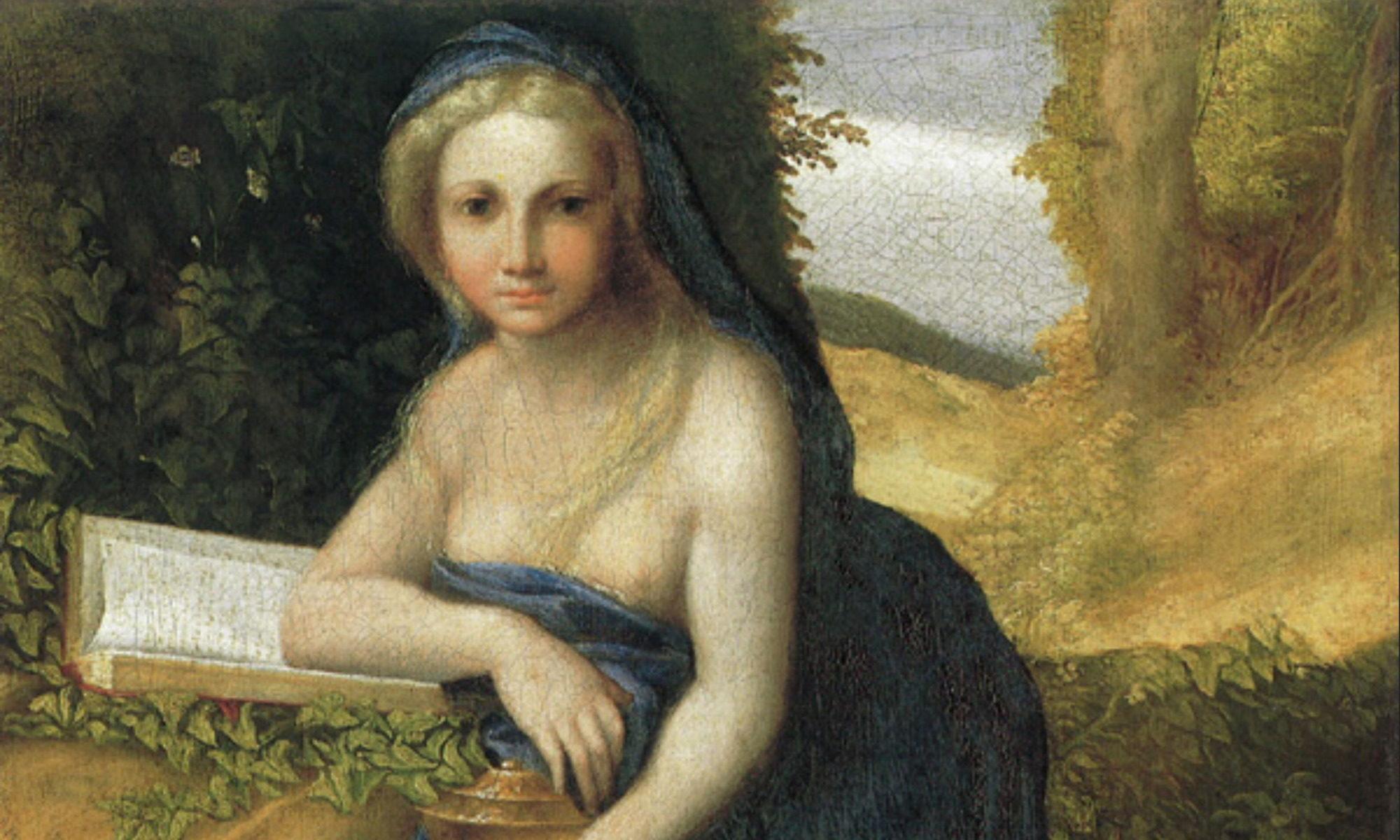 Correggio - Maria Magdalena