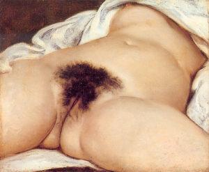 "Courbet - ""Der Ursprung der Welt"""