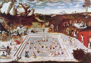 Cranach - Jungbrunnen