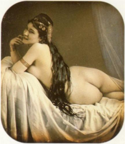 Daguerreotypie um 1855