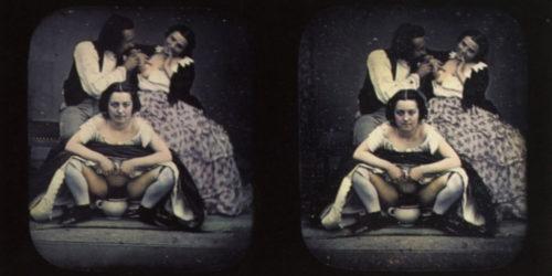 Deutscher Photograph um 1855