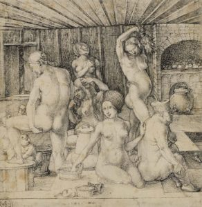 "Dürer ""Frauenbad"""