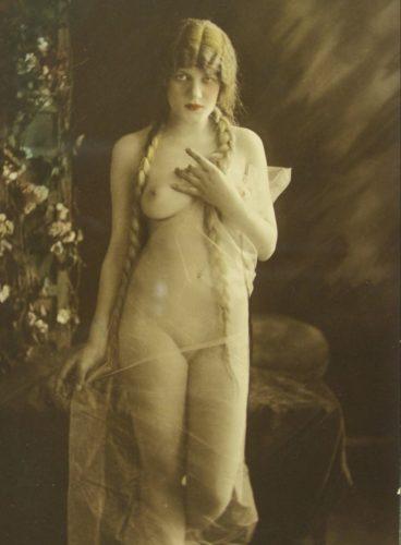 Postkarte von Charles Gilhousen, 1919