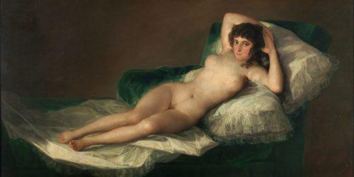 """Goya - """"Die nackte Maja"""""""