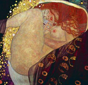Klimt-Danae 1907