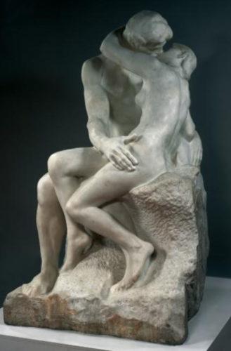 Rodin - Kuss