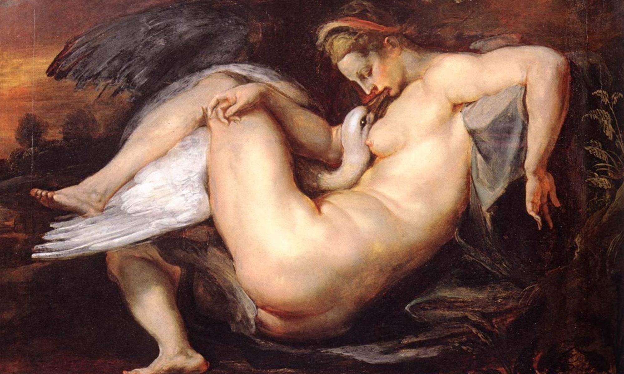 Rubens - Leda und der Schwan