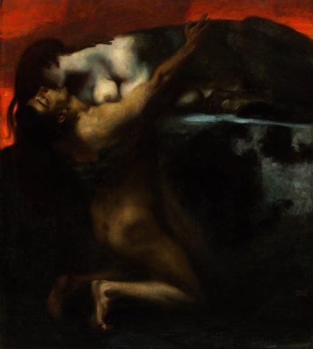 Stuck - Kuss der Sphinx