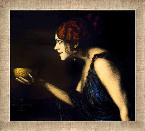 Stuck - Tilla Durieux als Circe