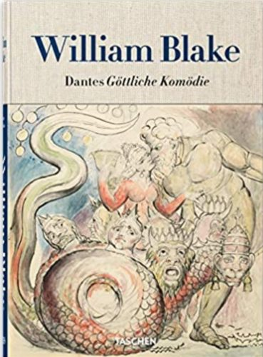 William Blake, Dantes Göttliche Komödie