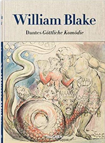 William Blake, Dantes Göttliche Komödie