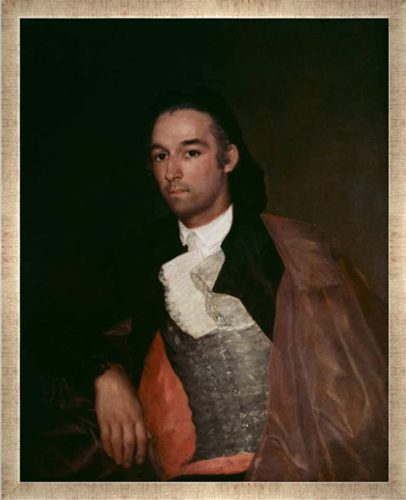 Goya, Der Torero Pedro Romero