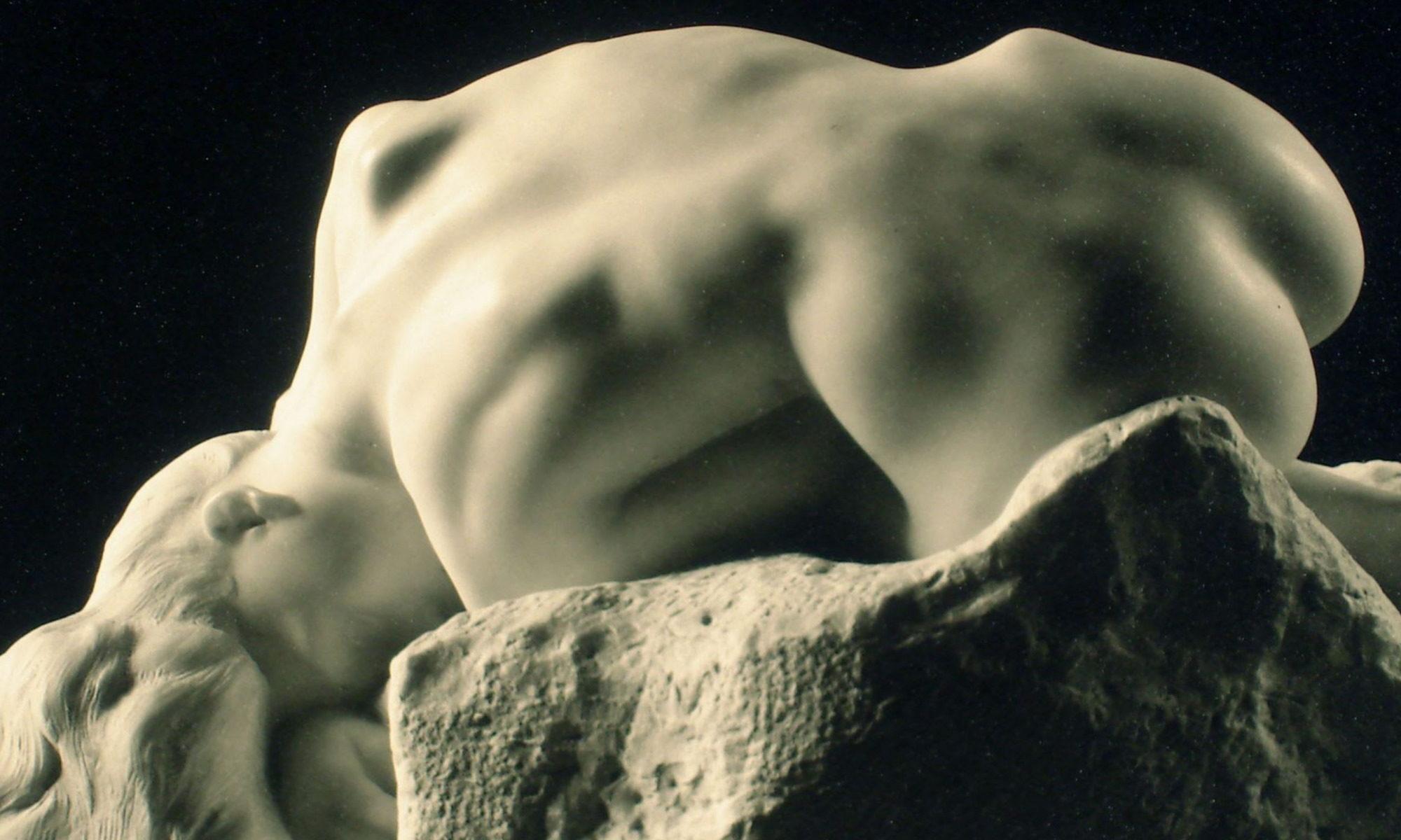 Rodin - La Danaide