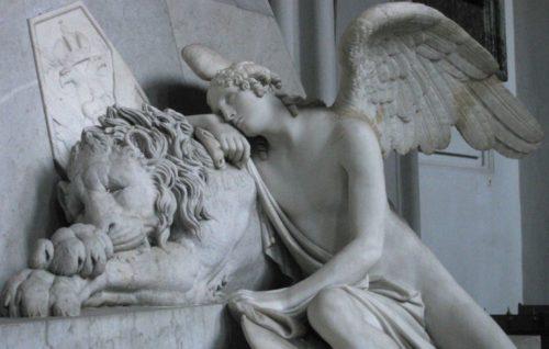 Canova - Grabmal Maria Christina in Wien